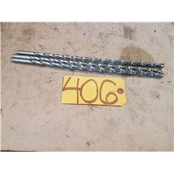 Extra lenght Carbide Tipped Masonry Drill 3/8""