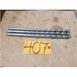 Extra lenght Carbide Tipped Masonry Drill 5/8""