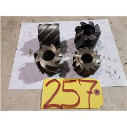 "Shell Mill 2""1/2 (hole 1"")"