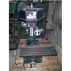 ZX SMC 30 Milling/Drilling Machine 220v