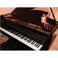 [1] 2007 Steinway Model B Grand Piano with a QRS Pianomation System that includes a battery backup a