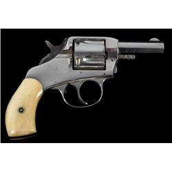 "H&R ""The American"" .38 S&W Double Action Revolver"