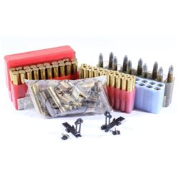 Sharps Rifle Obsolete Ammunition & Two NIB Sights