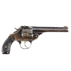 Iver Johnson Top Break .38 Double Action Revolver