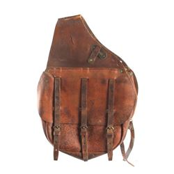 1917 WWI Spalding U.S. Cavalry Saddlebags