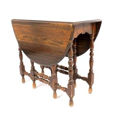 Antique English Gate-leg Table