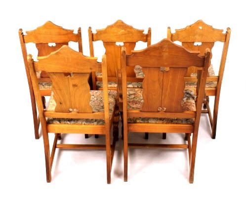 ... Image 5 : Angelus Furniture Chair Set From The Voss Inn ...