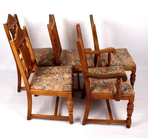 ... Image 7 : Angelus Furniture Chair Set From The Voss Inn ...