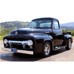 1954 Ford F100 1/2 Ton Pickup Truck EXCELLENT