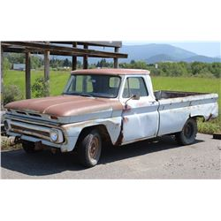 1965 Chevrolet C10 Pickup Truck LWB Fleetside