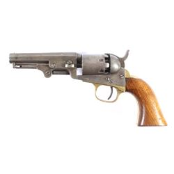 Civial War Production Colt 1849 31 Pocket Revolver