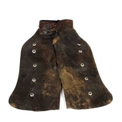 Hamley & Co. Concho Batwing Chaps