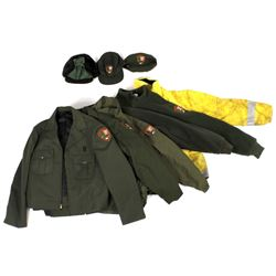 US Forest Service Jackets and Hats