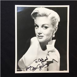 JAN STERLING SIGNED 8'' X 10'' PHOTOGRAPH