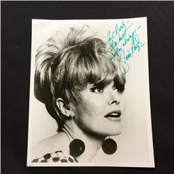JANIS PAIGE SIGNED 8'' X 10'' PHOTOGRAPH WITH NOTE