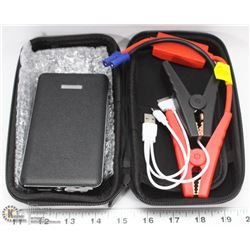 NEW CELL PHONE SIZED PORTABLE CAR BATTERY BOOSTER