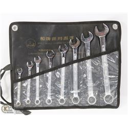 WHALE BRAND METRIC WRENCH SET