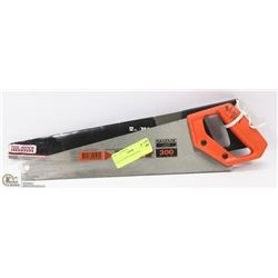 LOT OF 2 HAND SAWS