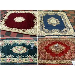 FEATURED LUXURIOUS WOOL AND PERSIAN CARPETS