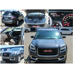 FEATURED 2014 GMC  ACADIA SLE
