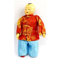 1950's Chinese Character Doll ''Country Boy''