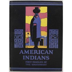 1928 American Indians First Families of the SW
