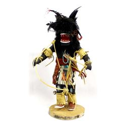 Native American Navajo Ogre Kachina by Benally