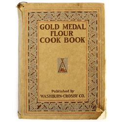 1917 Gold Medal Flour Cook Book