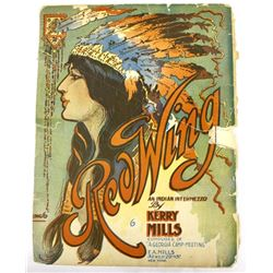 Redwing: An Indian Intermezzo by Kerry Miles, 1907