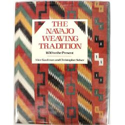 The Navajo Weaving Tradition 1650 to the Present