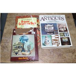 Books on Antiques (3)