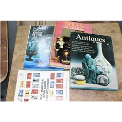 Books on Antiques (4)