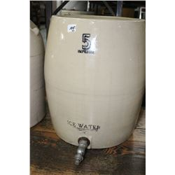 Medalta Ice Water Crock