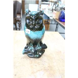 Blue Mountain Pottery Owl