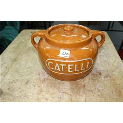 Medalta #2 Bean Pot