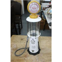 Gold Crown Visual Gasoline Pump (Replica)