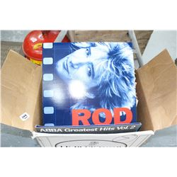 Box of 40 - 33 RPM Records