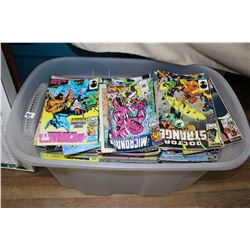 Tote of Modern Day Comics - Approx. 300