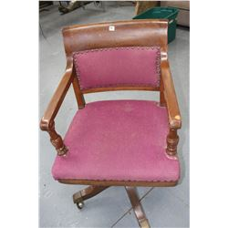 Old Tilting Chair