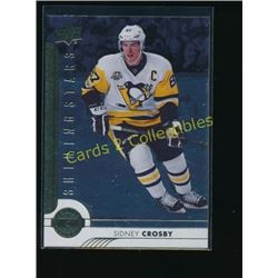 17-18 Upper Deck Shining Stars Sidney Crosby