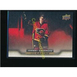 2015-16 Upper Deck Canvas #C133 Johnny Gaudreau