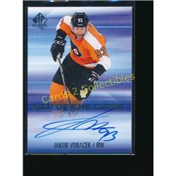 15-16 SP Authentic Sign of the Times Jakub Voracek