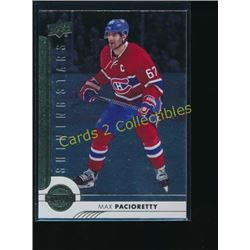 17-18 Upper Deck Shining Stars Max Pacioretty