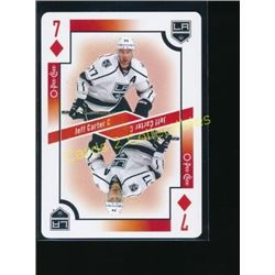 2017-18 O-Pee-Chee Playing Cards #7D Jeff Carter