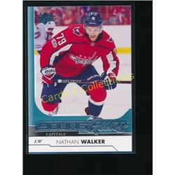 2017-18 Upper Deck #223 Nathan Walker YG RC