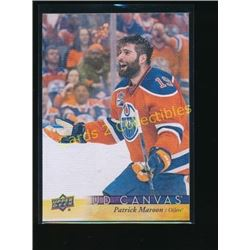 2017-18 Upper Deck Canvas #C34 Patrick Maroon