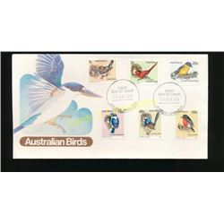 Australian Birds First Day Issue Sept 17, 1979