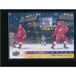 2017-18 Upper Deck Canvas #C32 Mike Green