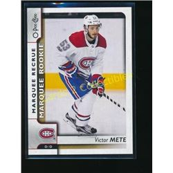 2017-18 O-Pee-Chee #622 Victor Mete RC