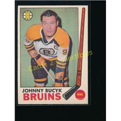 1969-70 O-Pee-Chee #26 Johnny Bucyk